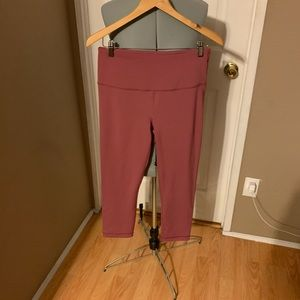 90 Degree Reflex Capri leggings